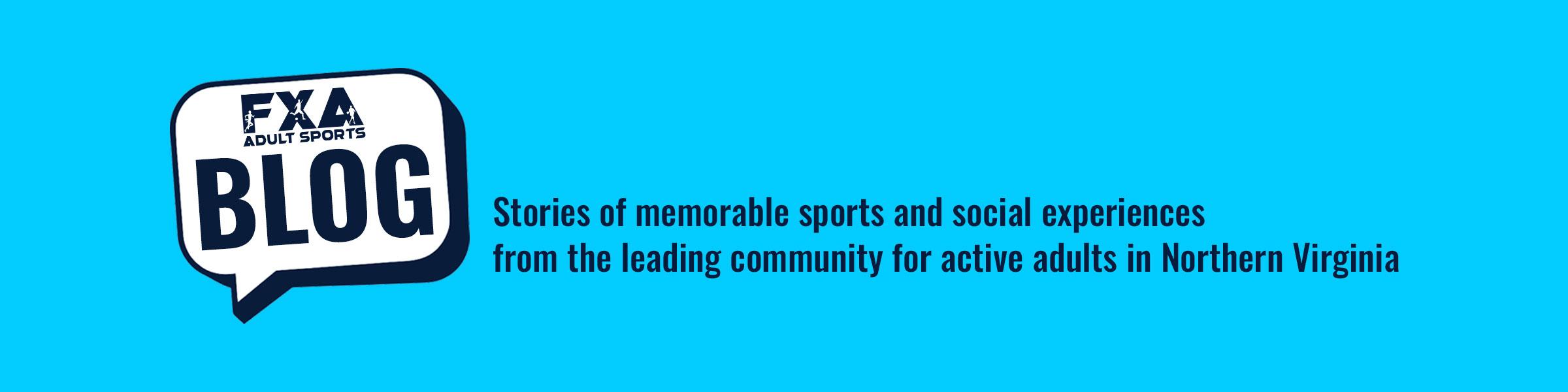 FXA Sports Blog
